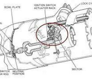 wiring diagram jeep cj7 1978 with 1956 Chevy Steering Column Wiring Diagram on Wiring Diagram For 1984 Jeep Cj 7 likewise 1983 El Camino Wiring Diagram together with Modulos De Encendido Ford Modulo 1 also 1975 Cj5 Steering Box furthermore 1982 Chevy S10 Wiring Diagram.